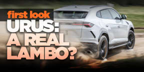 2018 Lamborghini Urus review: First look