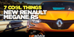 2018 Renault Megane RS: 7 Cool Things!