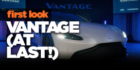 2018 Aston Martin Vantage revealed: First video tour