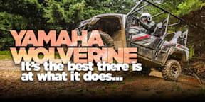 Yamaha Wolverine X4: It