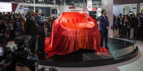 2016 Delhi Auto Expo —highlights of the show from Australia