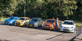 CarAdvice Gen-Y test: five price-busting first cars