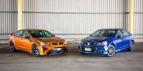 HSV GTSR W1 vs Holden Commodore SS —Is it worth the money?