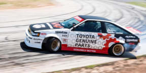 On board with Keiichi Tsuchiya at WTAC 2016