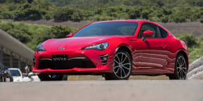 2017 Toyota 86 Track Review