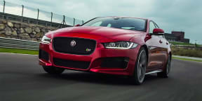 2015 Jaguar XE Review : Track Test