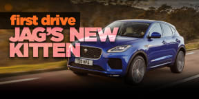2018 Jaguar E-Pace review: First drive of Jag