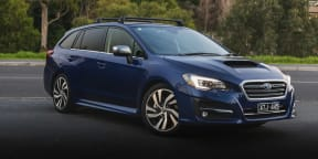 2018 Subaru Levorg long-term review: Introduction