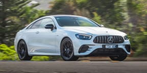 Video: 2021 Mercedes-AMG E53 4Matic+ Coupe first drive review