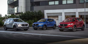 2019 MG ZS range review