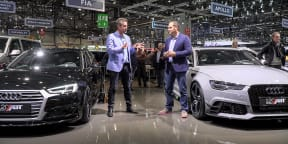 Tuners at the 2016 Geneva Motor Show : ABT, Mansory, AC Schnitzer, Brabus, Hamann and more