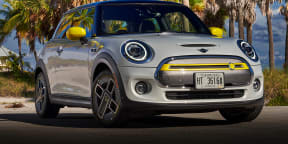 2020 Mini Electric review: same, but different