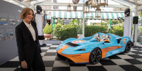 Video: 2021 McLaren Elva walkaround – First Australian look at lightweight special