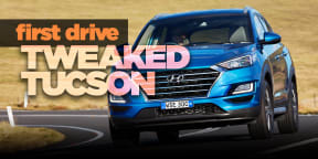 2019 Hyundai Tucson review: Facelifted SUV arrives