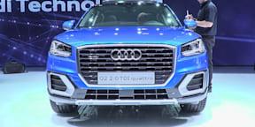 2017 Audi Q2 Design Interview  : 2016 Geneva Motor Show