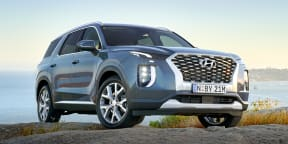 Video: 2021 Hyundai Palisade Australian first drive review