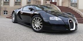 2008 Bugatti Veyron review