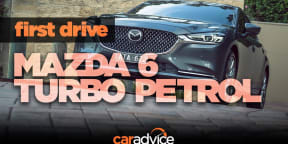 2018 Mazda 6 review: Turbo petrol returns to the 6