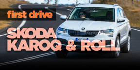2018 Skoda Karoq review: Australian first drive