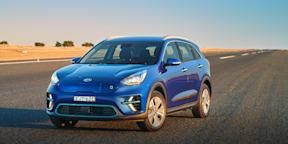 Video: 2021 Kia Niro EV Sport review - First Australian drive of electric Kia SUV
