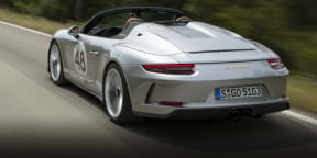 REVIEW: Porsche 911 Speedster
