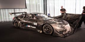 2016 BMW M6 GT3 unveiled in Melbourne