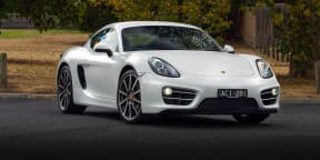 Porsche Approved: Driving a pre-owned, but very neat 2014 Porsche Cayman