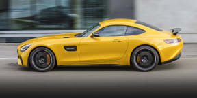 REVIEW: 2020 Mercedes-AMG GT R, GT C, GT S first drive