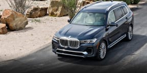 REVIEW: BMW X7 first drive