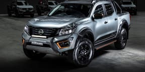 2020 Nissan Navara N-Trek Warrior: first look and interview with Premcar