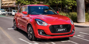 2017 Suzuki Swift review