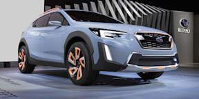 2018 Subaru XV Concept : 2016 Geneva Motor Show