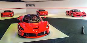 Ferrari La Ferrari First Look