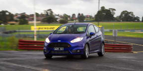 2015 Ford Fiesta ST track day review - Sandown Raceway