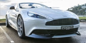 Aston Martin Vanquish Volante Lifestyle Review