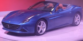 Ferrari California T : Launch video
