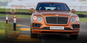 Bentley Bentayga Speed: Big new baddy driven!