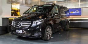 2015 Mercedes V-Class : Quick Review