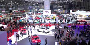 Exploring the 2016 Geneva Motor Show