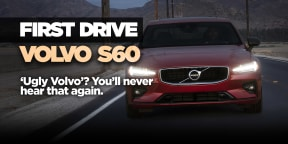 2019 Volvo S60 review: First drive