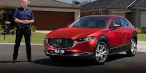 REVIEW: Mazda CX-30 - Australian first drive