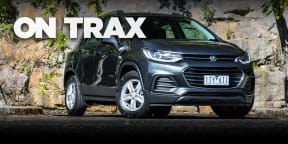 2017 Holden Trax LS review