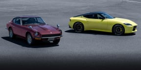 Video: Nissan 400Z revealed thanks to the Z Proto