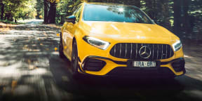 Video review: 2020 Mercedes-AMG A45 S