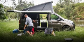 2019 Mercedes Benz Marco Polo Activity: The camping trip