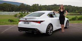 Video: 2021 Lexus IS300 F-Sport review
