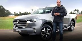 Video: 2021 Mazda BT-50 review – Australian first drive