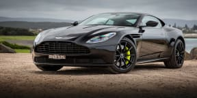 Fast Cars, Slow Food: Driving and dining with the Aston Martin DB11 AMR