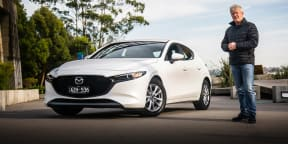 2019 Mazda3 G20 Pure review | Small hatch test