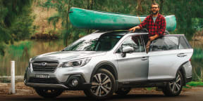 2020 Subaru Outback 2.5i Premium review